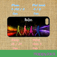 the beatles - iPhone 5 case, iphone 4 case, ipod touch 4, ipod 5 case, samsung galaxy S3, samsung galaxy S4, samsung galaxy note 2 case