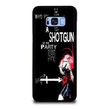 THE PRETTY RECKLESS QUOTES Samsung Galaxy S8 Plus Case Cover