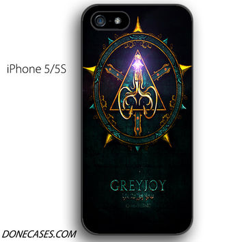 greyjoy game of thrones iPhone 5 / 5S Case