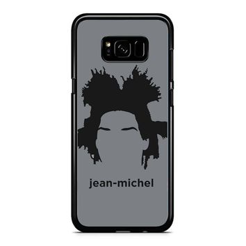 Jean Michel Basquiat Samsung Galaxy S8 Case