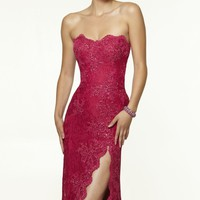 Paparazzi by Mori Lee 97001 Dress