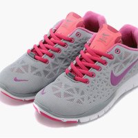 """NIKE"" Women's Trending Fashion Casual Grey Sports Shoes"