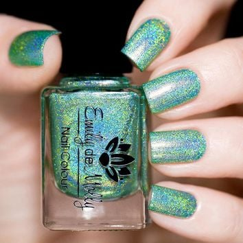 Emily de Molly Strangeness and Charm Nail Polish