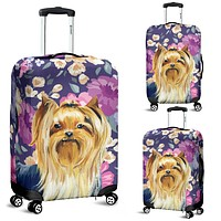 Yorkshire Terrier Sweetheart Luggage Cover