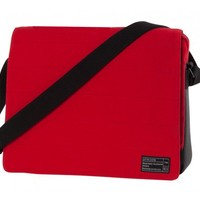 HEX -  Vivid Messenger Bag Red