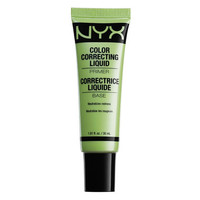 Color Correcting Liquid Primer | NYX Cosmetics