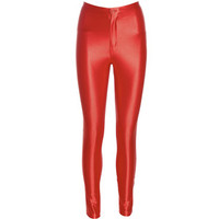 AX Paris Red Disco Pants