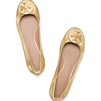 Tory Burch Perforated Reva Ballet