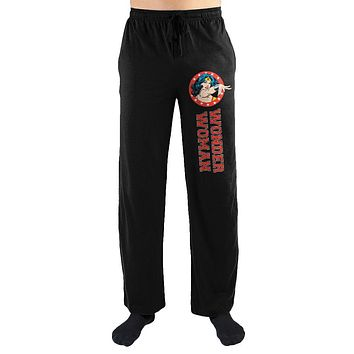 DC Comics Classic Wonder Woman Sleep Pants