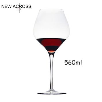 Classic Goblet Crystal Red Wine Glass
