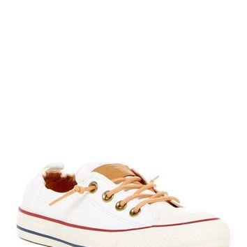 Converse | Chuck Taylor(R) All Star(R) Peached Shoreline Low Top Slip-On Sneaker (Women)
