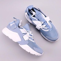 2018 Original NIKE AIR HUARACHE RUN ULTRA BR Woman Men Running Sneakers Sport Shoes