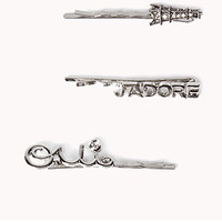 Parisian Hair Pins