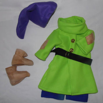 ON SALE Baby 6 to 12 month Dopey Dwarf Costume from Disney's Snow White