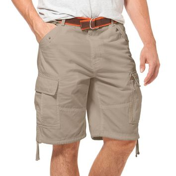 Chaps Harrington Classic-Fit Cargo Shorts - Men, Size: