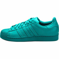 Pharrell Williams x adidas Superstar Supercolor Pack - Lab Green