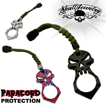 Paracord Protection - Self Defense Keychain (m0060)