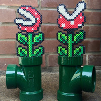 Super Mario Piranha Plant in a Pipe (Each Sold Separately)