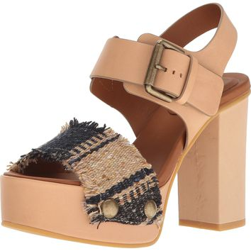 See By Chloe Women's Maya Wedge Sandal