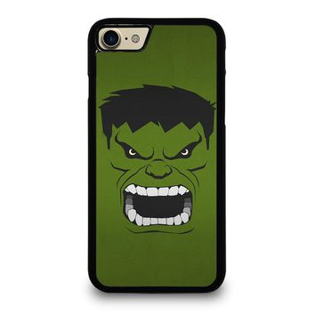 HULK MARVEL COMICS MINIMALISTIC iPhone 7 Case
