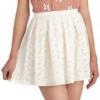 Almond or Nothing Skirt | Mod Retro Vintage Skirts | ModCloth.com