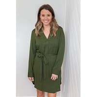Get Toasted Tunic - Cypress