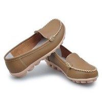 new Women Comfortable Loafers Casual Shoes size 789