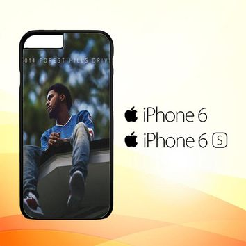 J Cole 2014 Forest Hills Drive  X4742 iPhone 6 6S Case