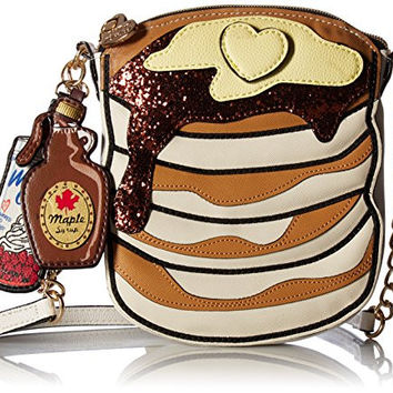 Betsey Johnson Cake of Pan Crossbody