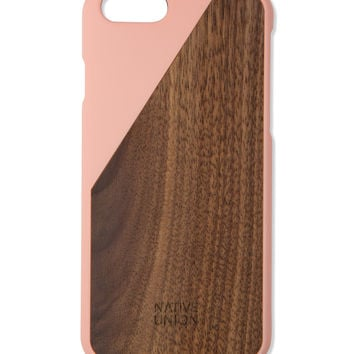 Native Union Blossom Clic Wood Case For Iphone 6 Hypebeast Online Me