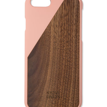 Native Union Blossom Clic Wood Case for iPhone 6 | HYPEBEAST Store. Shop Online for Men's Fashion, Streetwear, Sneakers, Accessories