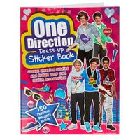One Direction Sticker Book - Topshop USA