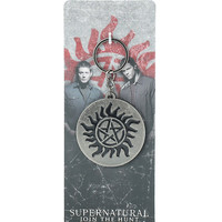 Supernatural Anti-Possession Key Chain