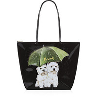 Harrods Westies in the Rain Shoulder Bag