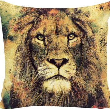 ROCP Lion -The King II Couch Pillow