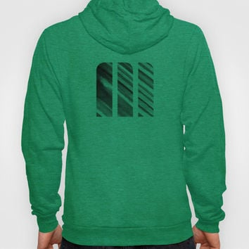 M Strokes Hoody by Matt Irving