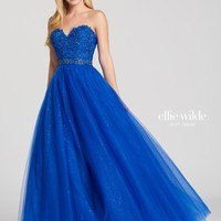 Ellie Wilde EW118115- Royal Blue