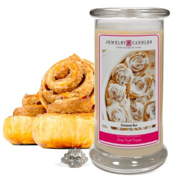 Cinnamon Bun Jewelry Candle
