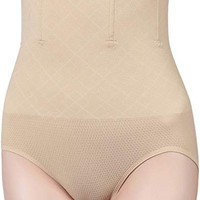 Women's High Waist Shapewear Body Shaper Seamless Tummy Control Panties