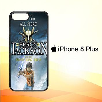 Percy Jackson and the Lightning Thief X0493 iPhone 8 Plus Case