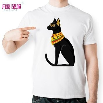 Egyptian Black Cat Bastet T