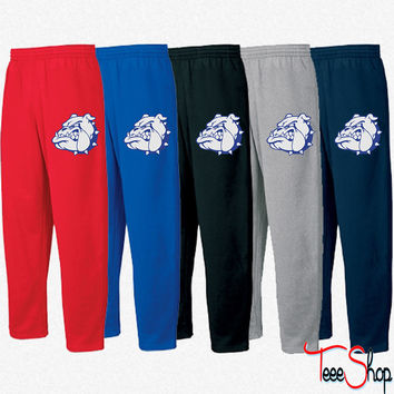 bulldog plot Sweatpants