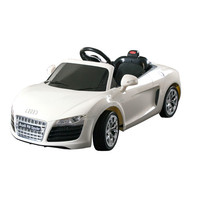 Audi R8 Spyder in White