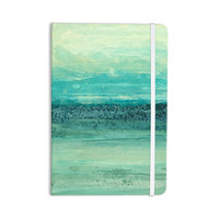 "Iris Lehnhardt ""Oceanic"" Teal Blue Everything Notebook"