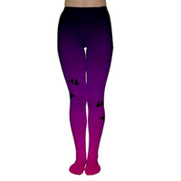 Going Batty Obmbre Tights XS-3XL