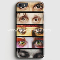 Johnny Depp iPhone 7 Case | casefantasy
