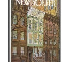 The New Yorker Cover - April 12, 1969 Premium Giclee Print by Charles E. Martin | the NEW Art.com