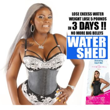 BUNDLE DEAL: Very Aggressive Gym & A Garment, Water Shed, and Miracle Slimming Cream