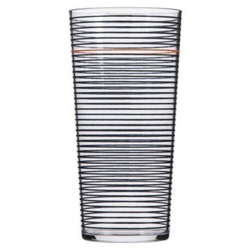 Room Essentials™  Acrylic Stripe Tumbler Decal Set of 6 - Clear