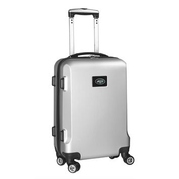 New York Jets  20'' Hardcase Luggage Carry-on Spinner-Silver